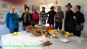 Bower Cottages Produce Swap - June 2019 @ Bower Cottages Community Centre   Semaphore Park   South Australia   Australia