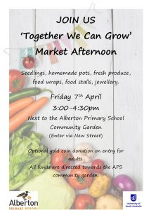 St. Albans Produce Swap - July 2019 @ St Alban's Anglican Church Largs Bay | Largs Bay | South Australia | Australia